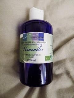 Hydrolat d'hamamélis